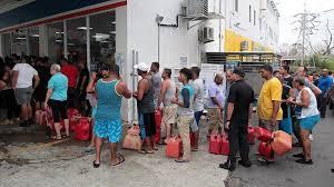 Puerto Rico Lost It's Last Leg; Hurricane Maria to blame