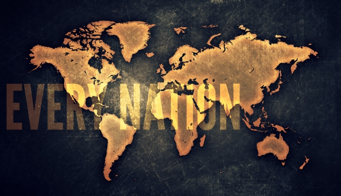 healing for the nations